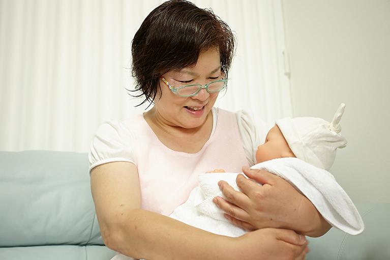 産褥入院について